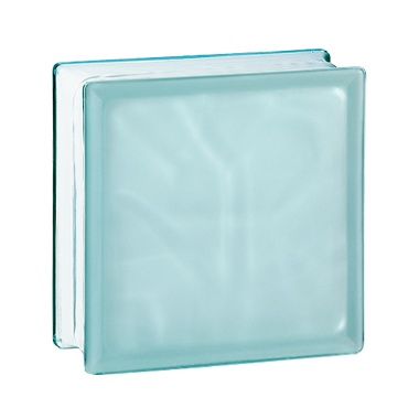 Luksfery pustaki szklane 198 Turquoise Flemish E 60 EI 15