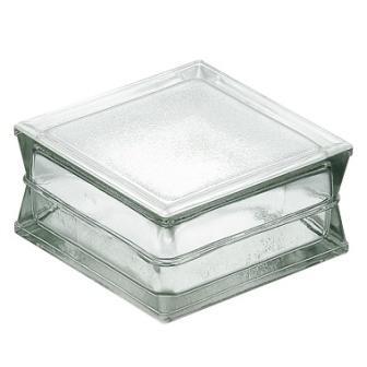 Luksfery pustak szklany podłogowy P 19.100 satynowany