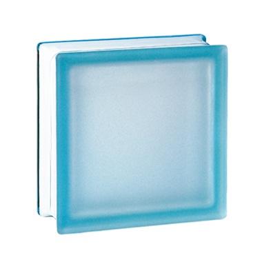 Pustak szklany 198 Azure Frosted E 60 EI 15 Satynowany